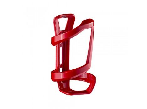 Porte-bidon Bontrager latéral droite rouge