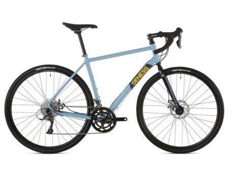Vélo gravel Genesis bike CDA 10 Bleu - 20