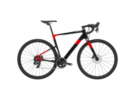 Vélo gravel Cannondale Topstone Carbone Sram Etap AXS 12 v - 2020