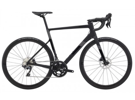 Vélo route Cannondale Super Six Evo Carbone Shimano Ultegra Disc - 2020