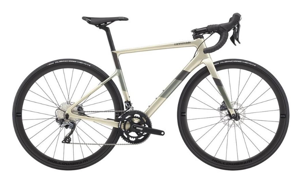 Vélo route femme Cannondale Super Six Evo Carbone Shimano Ultegra Disc - 2020