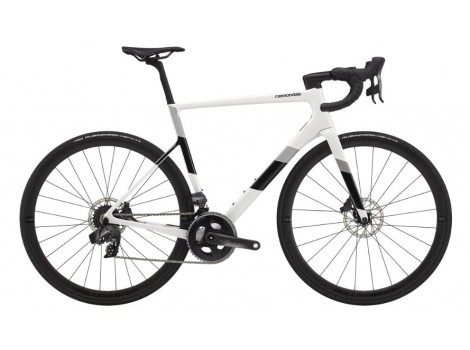 Vélo route Cannondale Super Six Evo Carbone Hi-Mod Sram Force Etap AXS - 2020