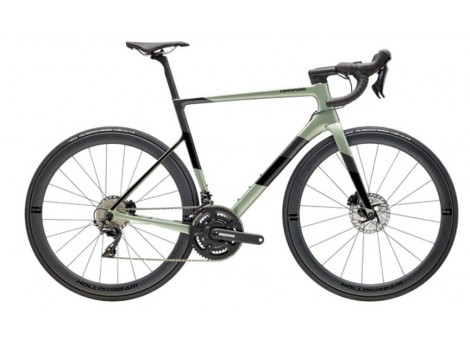 Vélo route Cannondale Super Six Evo Carbone Hi-Mod Shimano Dura-Ace Disc - 2020