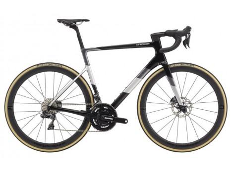 Vélo route Cannondale Super Six Evo Carbone Hi-Mod Shimano Ultegra DI 2 - 2020