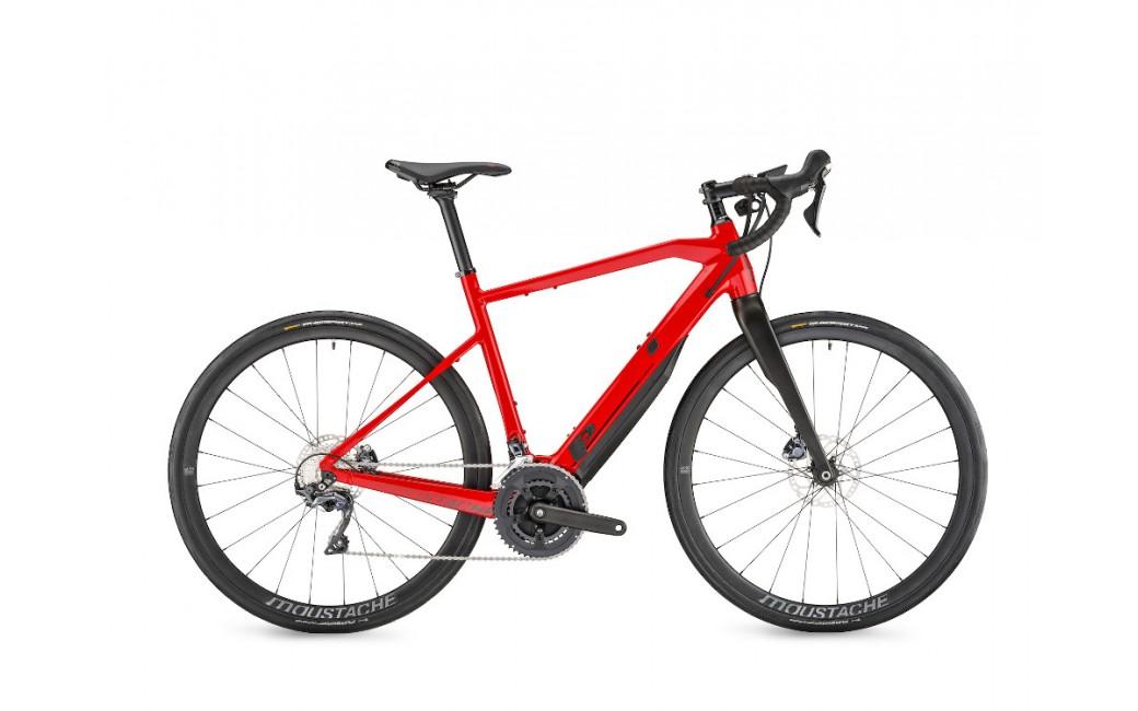 Vélo route électrique Moustache Bikes Dimanche 28.5 500 Wh - 2020