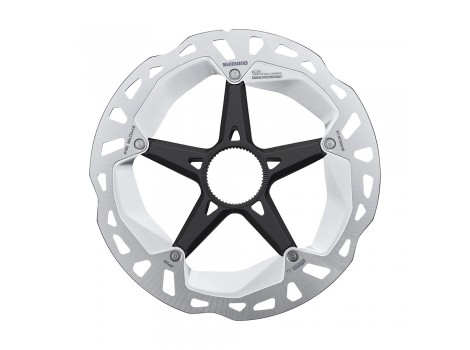 Disque frein Shimano CL RT-MT800 Ice-Tech - 180 mm