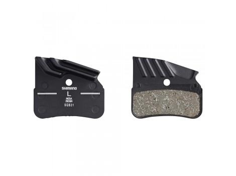 Plaquettes de frein Shimano XTR résine N03A