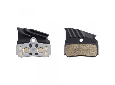 Plaquettes de frein Shimano XTR N04C métal