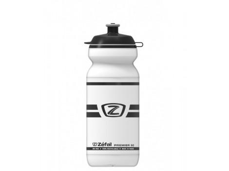 Bidon vélo Zéfal Premier 60 - Blanc