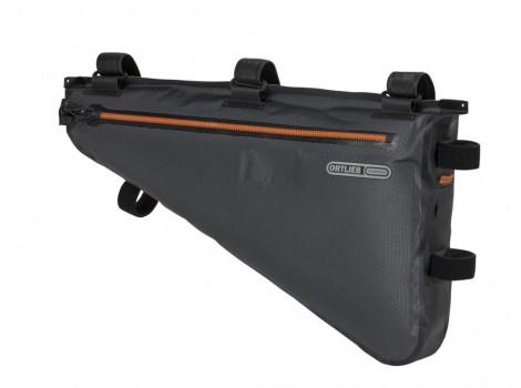 sacoche Bikepacking ORTLIEB Frame-Pack L slate