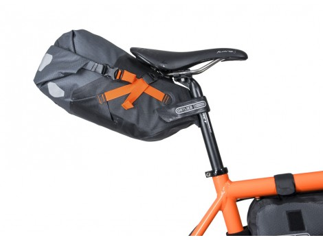 sacoche Bikepacking ORTLIEB Seat-Pack M slate