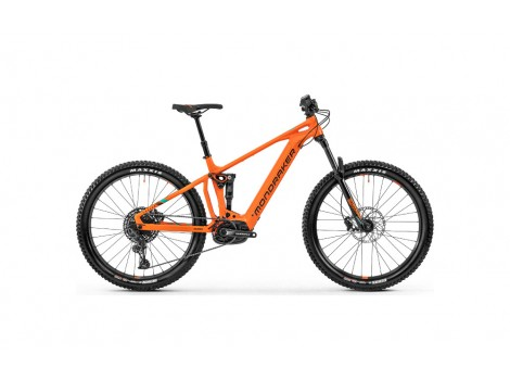 VTT électrique Mondraker Chaser Plus Bosch Performance CX 625 Wh Orange - 2020