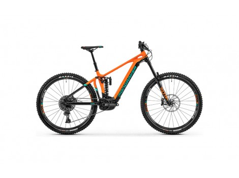 VTT électrique Mondraker Level R Bosch Performance CX 625 Wh - 2020