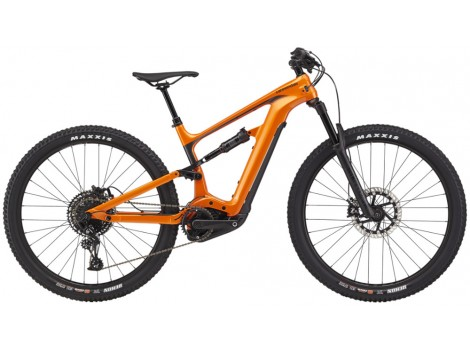 VTT Cannondale Habit Neo 3 Bosch Performance CX Orange - 2020
