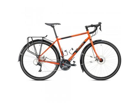 Vélo de voyage Genesis Tour de fer 10 Orange - 2020