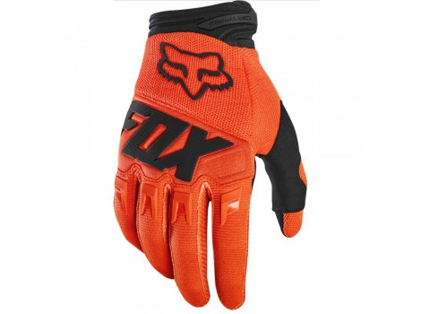 Gants VTT Fox Dirtpaw Flo Orange