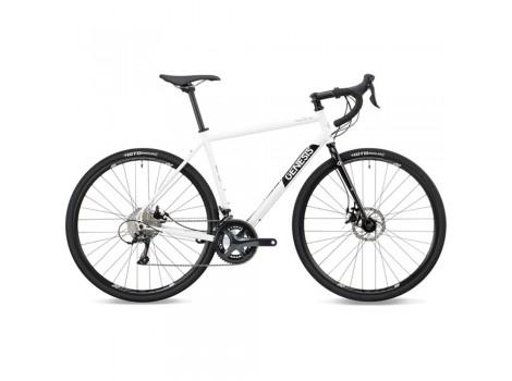 Vélo gravel Genesis Croix de fer 10 Blanc - 2020