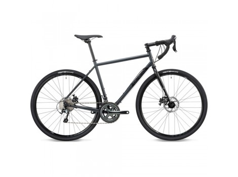 Vélo gravel Genesis Croix de fer 20 Gris - 2020