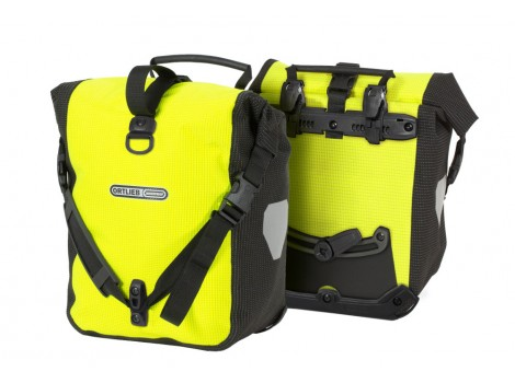 Sacoche voyage ORTLIEB SportRoller High Visibility