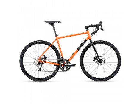 Vélo gravel Genesis Croix de fer 20 Orange - 2020
