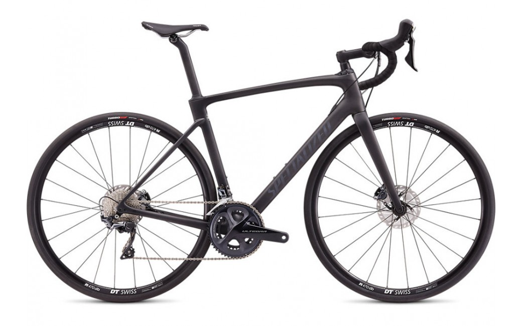 Vélo route Spécialized Roubaix Comp Satin carbon - 2020