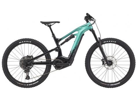 VTT électrique Cannondale Moterra 3 625 Wh Turquoise - 2020
