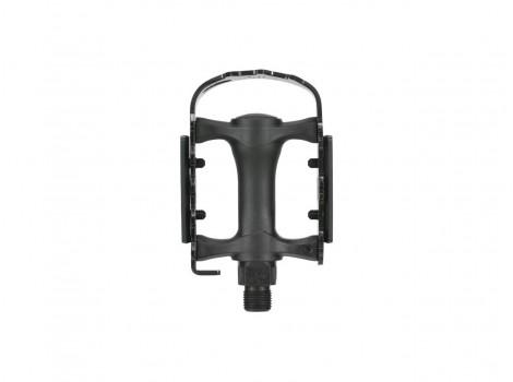 Pédales plates vélo XLC Cage Alu PD-M01