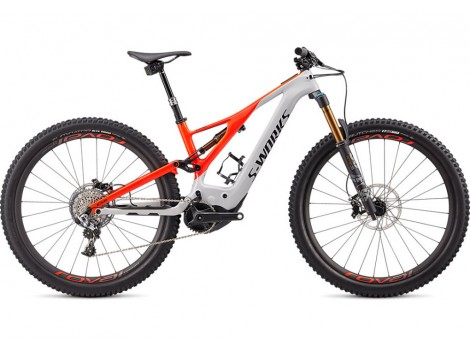 VTT électrique Specialized Turbo Levo S-Works Dove Grey - 2020