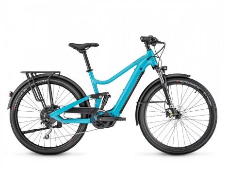 Vélo Moustache Bikes Samedi 27 Xroad FS3 500 Wh - 2020
