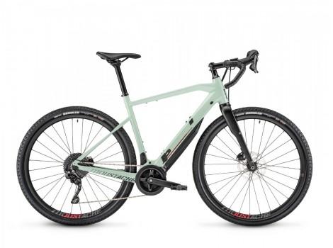 Vélo gravel électrique Moustache Bikes Dimanche 29.3 500 Wh - 2020