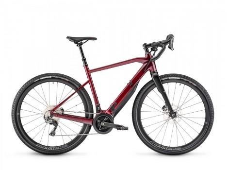 Vélo gravel électrique Moustache Bikes Dimanche 29.5 500 Wh - 2020