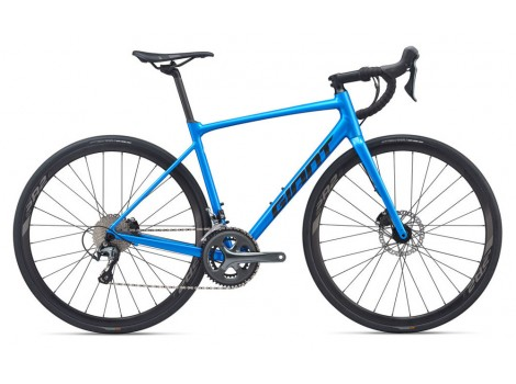 Vélo route Giant Contend SL 2 Disc - 2020