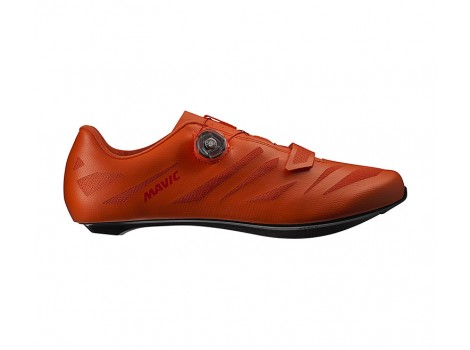 Chaussures Route Mavic Cosmic Elite SL Red/Orange