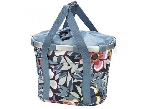 Panier textile Klickfix Bikebasket Flower 15 l - 0303FW