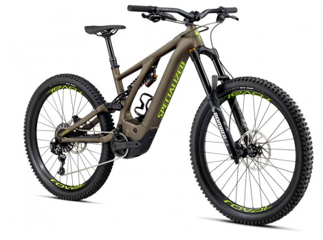 Specialized Kenevo Comp 6FATTIE 500 WH Gunmetal - 2020