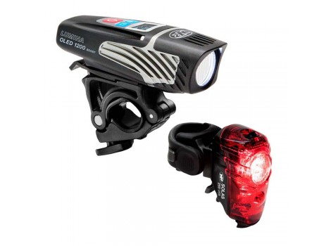 Kit éclairage Nite Rider Lumina 1200 Solas 250 - 1200 Lumen