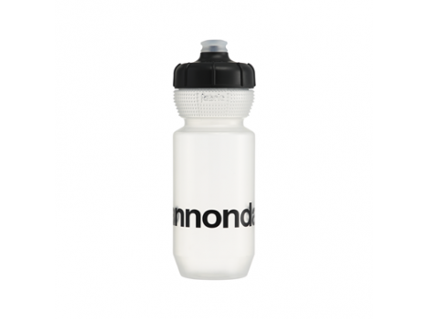Bidon Cannondale logo gripper bottle blanc - 2020