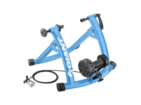 Home Trainer Giant Cyclotron Mag bleu