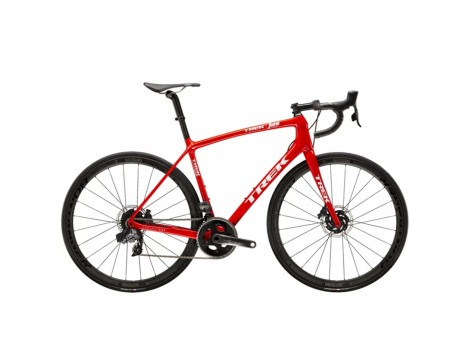 Vélo route Trek Emonda SLR 7 Disc eTap Rouge Viper - 2020
