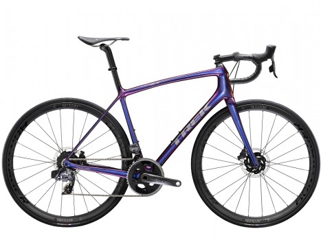 Vélo route Trek Emonda SLR 7 Disc eTap Purple - 2020