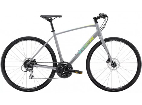 VTC Trek FX 2 Disc Gris gravel - 2020