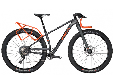 Vélo gravel Trek 1120 Matte Solid Charcoal - 2020
