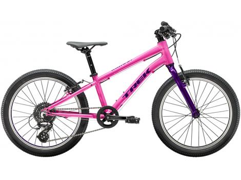 Vélo enfant Trek Wahoo 20 Rose Violet 20 - 2020