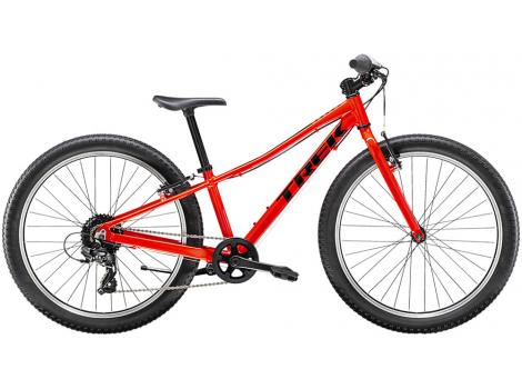 Vélo enfant Trek Precaliber 24 8sp Rouge  - 2020