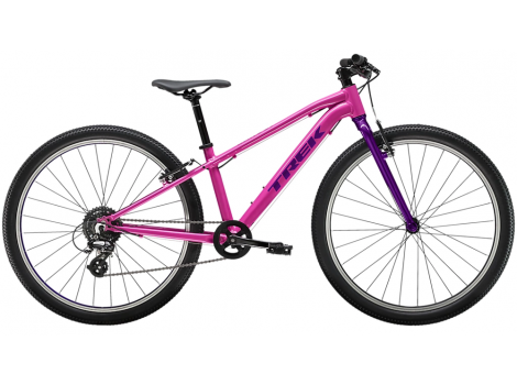 Vélo enfant Trek Wahoo 26 Rose Violet  20 - 2020