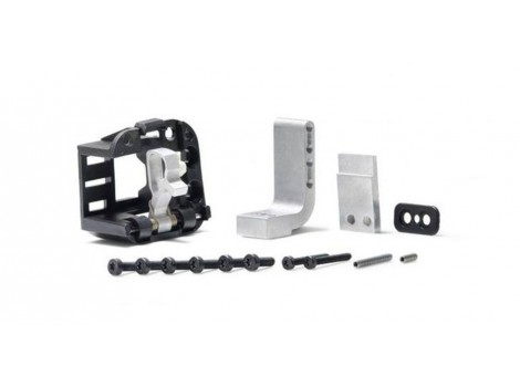 Support interne batterie Powertube Bosch - Clé