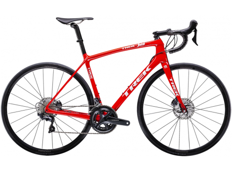 Vélo route Trek Emonda SLR 6 Disc P1 Rouge Viper - 2020