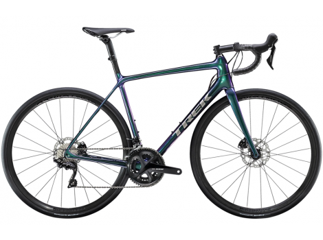 Vélo route Trek Emonda SL 5 Disc Vert Emerald Iris - 2020