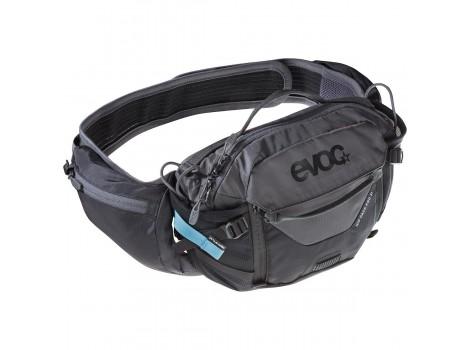 Sacoche banane Evoc Hip Pack Pro 3L avec poche à eau 1,5L noir - 2020