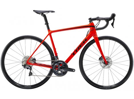 Vélo route Trek Emonda SL 6 Disc Rouge Noir - 2020